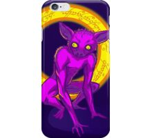 Aye Aye, Precious.  iPhone Case/Skin