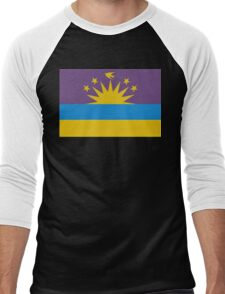 Haplandic Flag merchandise Men's Baseball ¾ T-Shirt
