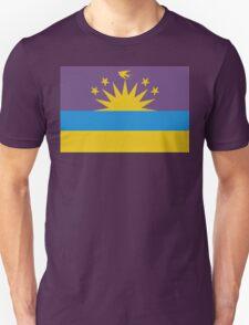 Haplandic Flag merchandise Unisex T-Shirt