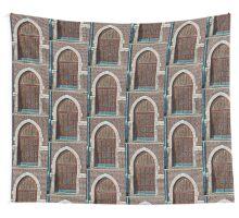 Church Doors Wall Tapestry