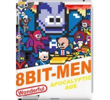 8bit-Men Apocalyptic Age iPad Case/Skin