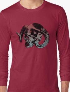 """Kill 'Em All!"" Demon Skull Long Sleeve T-Shirt"