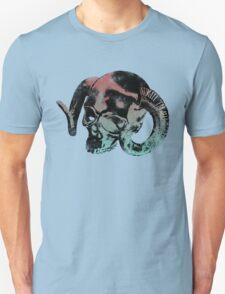 """Kill 'Em All!"" Demon Skull Unisex T-Shirt"