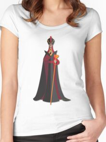 Vile Betrayer  Women's Fitted Scoop T-Shirt