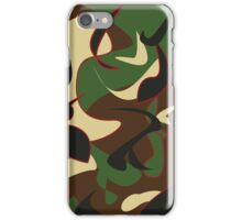 Apache Print iPhone Case/Skin