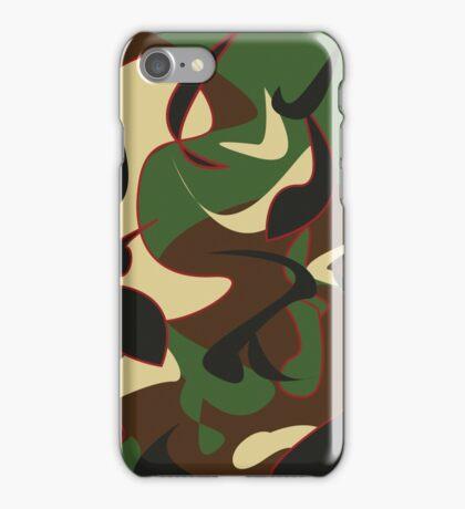 Apache Print iPhone Case/Skin