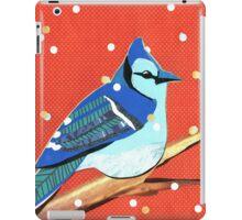 Bluejay iPad Case/Skin