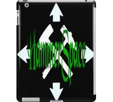 Stop... Hammerspace! iPad Case/Skin