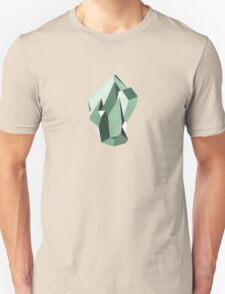 Green Gemstone Unisex T-Shirt