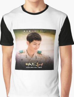 Song Joong-Ki Phone Case/Poster Graphic T-Shirt