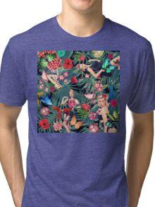 sexy tropic  Tri-blend T-Shirt