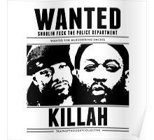 Ghostface Killah Poster