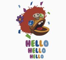 hello tron One Piece - Short Sleeve