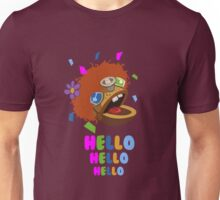 hello tron Unisex T-Shirt