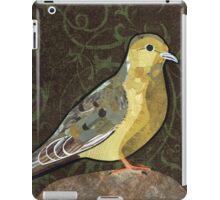Mourning Dove iPad Case/Skin