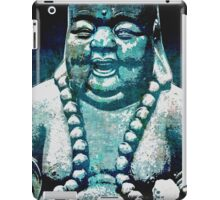 LAUGHING BUDDHA iPad Case/Skin