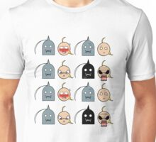 Ed and Al - Chibi expressions Unisex T-Shirt