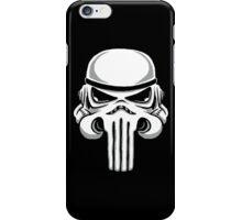 Punish Trooper iPhone Case/Skin