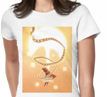 Journey: Transcendence Womens Fitted T-Shirt