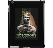 the notorious vector iPad Case/Skin
