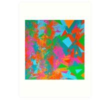Brain Barf 1 Art Print