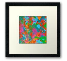 Brain Barf 1 Framed Print