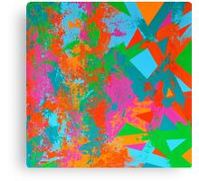 Brain Barf 1 Canvas Print
