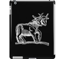 Beast with Two Heads iPad Case/Skin