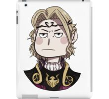 big bro xanxan  iPad Case/Skin