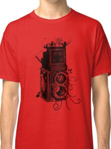 Retro Rolleiflex - Evolution of Photography - Vintage Classic T-Shirt