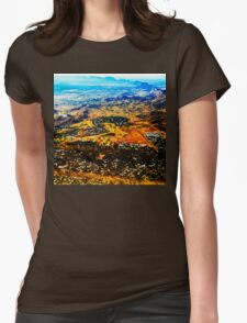 Alice Springs, Australia Womens Fitted T-Shirt