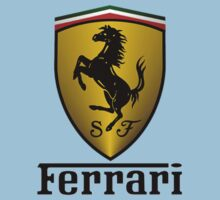 Ferrari (T-shirt, Phone Case & more) One Piece - Short Sleeve