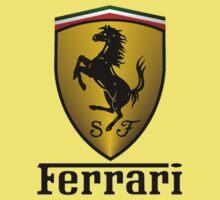 Ferrari (T-shirt, Phone Case & more) Kids Tee