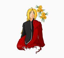 Edward Elric - Flowers Long Sleeve T-Shirt