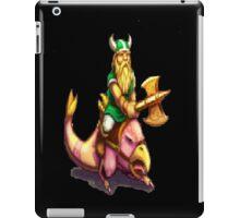 Gilius Thunderhead: Golden Axe iPad Case/Skin