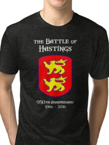 Battle of Hastings 950th Anniversary 1066 - 2016 Tri-blend T-Shirt