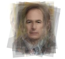 Saul Goodman Breaking Bad Photographic Print