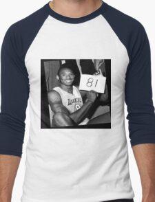 Kobe Bryant - 81 points Men's Baseball ¾ T-Shirt