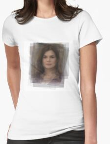 Marie Schrader Breaking Bad Womens Fitted T-Shirt