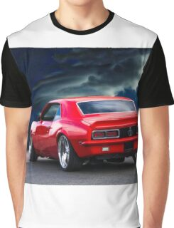 1968 Chevrolet Camaro RS396 'Rear' Graphic T-Shirt