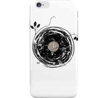 Enchanting Vinyl Records Vintage iPhone Case/Skin