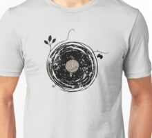 Enchanting Vinyl Records Vintage Unisex T-Shirt