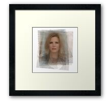 Skyler White Breaking Bad Framed Print