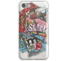 Candy Wrappers iPhone Case/Skin