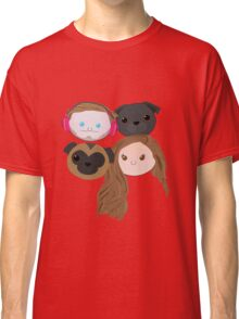 Pewdiepie Family Classic T-Shirt