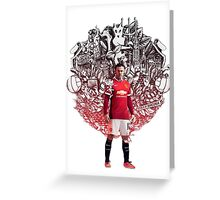 Rooney Greeting Card
