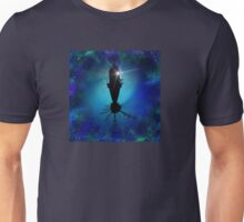 Mini-Planet Lighthouse & Pylon Army Spaced Unisex T-Shirt