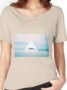 Blue Island Women's Relaxed Fit T-Shirt