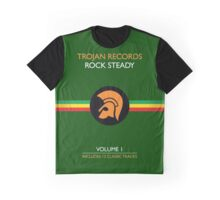 Trojan Records Rocksteady Volume I Graphic T-Shirt