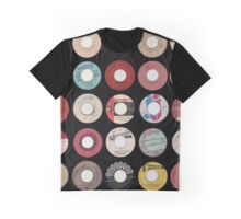 Trojan Records Collectable Vinyl  Graphic T-Shirt